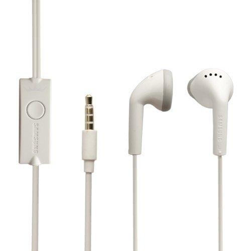 Originale Samsung Headset in bianco per Galaxy A5A500cuffie con pulsante on/off risposta