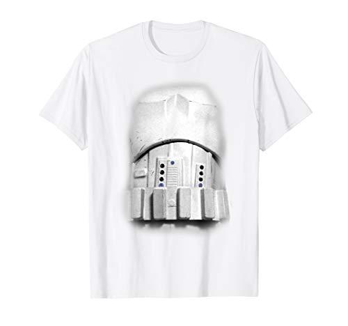 Star Wars Stormtrooper Armor Costume Halloween T-Shirt
