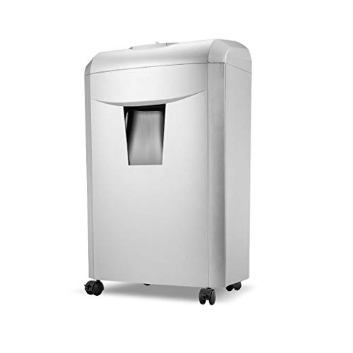 Lowest Price! TUCY Electric Office Paper Shredder with Large Capacity, 15-Sheet Crosscut Paper/CD an...