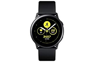Samsung Galaxy Watch Active (40MM, GPS, Bluetooth ) Smart Watch with Fitness Tracking, and Sleep Analysis - Black  (US Version) (B07NFL4VWW) | Amazon price tracker / tracking, Amazon price history charts, Amazon price watches, Amazon price drop alerts
