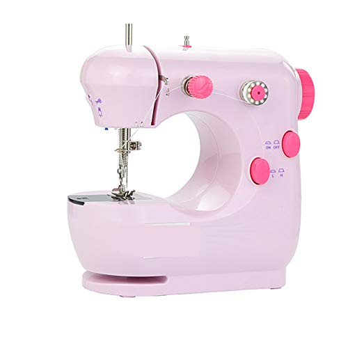 Mini Sewing Machine Manual Pruning Machine Multi-Function Small Eat Thick and Durable Durable Best Gift for Daughter Sister Girlfriend Friend Mother Grandmother