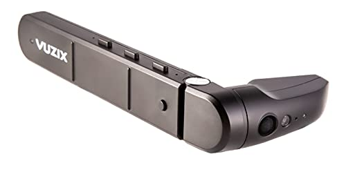 VUZIXM400SmartGlassesスマートグラス750mAhバッテリー版防水防塵対応AndroidOSQualcommXR1CPU