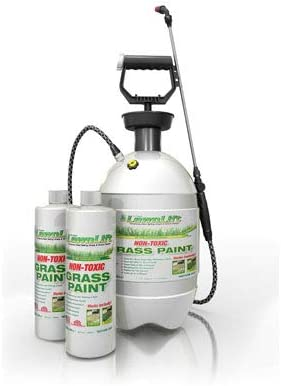 LawnLift Cheap mail order sales Grass Max 69% OFF Painting Kit- Includes Spra Professional 2 Gallon