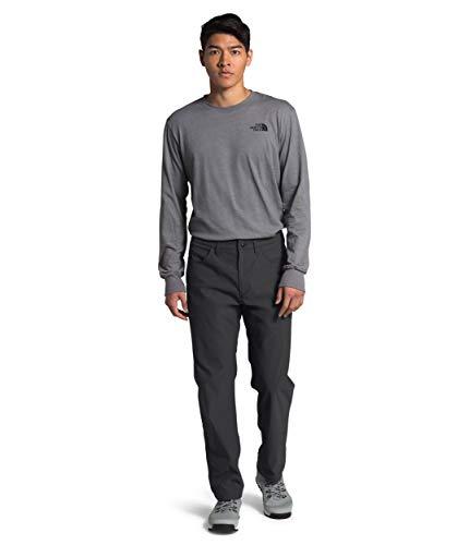 The North Face Men's Sprag 5-Pocket Pant, Asphalt Grey, 32