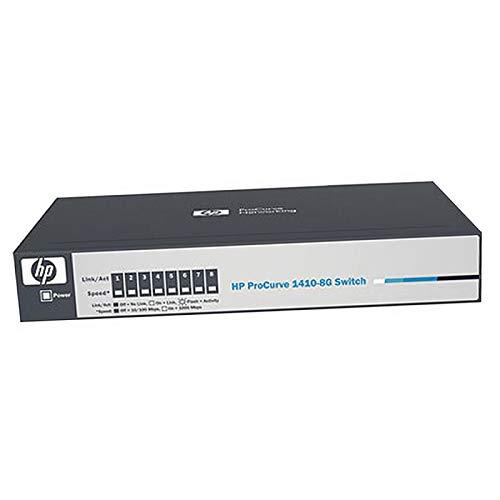 HP ProCurve 1410-8G J9559A RSVLC-0906 Gigabit 8 Port RJ-45 10/100/1000