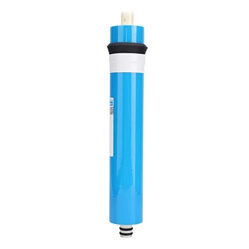 Ichiias Filtro de Sistema de Agua Filtro de Membrana Filtro purificador de Agua Osmosis inversa doméstica para el hogar para purificadores de Agua Oficina de pureza del Agua(1812-50G)
