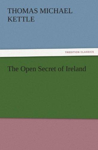 The Open Secret of Ireland (TREDITION CLASSICS)