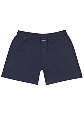 Herren Boxershort Basic Cotton Schwarz 8