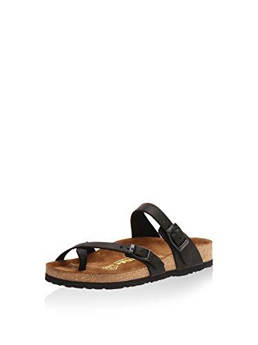 Comfortfüße Sandale Nadja schwarz EU 39