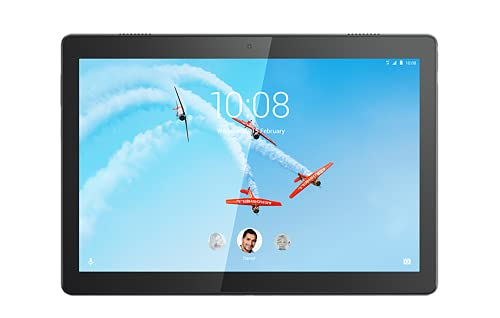 Lenovo Tab M10 25,5 cm (10,1 Zoll, 1280x800, HD, WideView, táctil) Tablet-PC (Quad-Core, 2GB RAM, 16GB eMCP, Wi-Fi, Android 10) negro