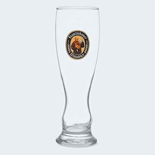 Zum Franziskaner - Bicchiere originale per birra di frumento da 0,3 l