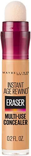 Maybelline Instant Age Rewind Eraser Dark Circles Treatment Multi-Use Concealer, Golden, 0.2 Fl Oz (Pack of 1)
