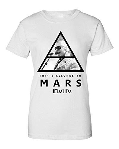 30 Seconds to Mars Triangle Artwork Damen T-Shirt Medium