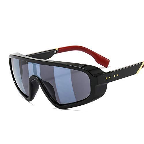 Gafas De Sol Mujeres Moda Deportes Gafas De Sol Mujeres Hombres De Gran Tamaño A Prueba De Sol Gafas De Sol Macho Gafas De Una Pieza Uv400