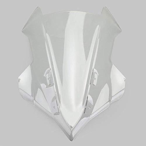 XDT Erweiterung Spoiler ABS Windschutzscheibe Windschutzscheibe Gepasst Fit for Yamaha MT-09 Tracer GT/Tracer 900 GT 2018-2019 Windschutz Motorrad-Teile Motorrad Windschutzscheibe Zubehör Windschild