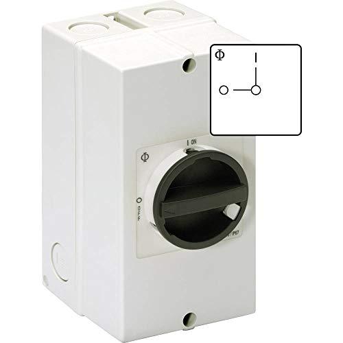 Kraus & Naimer KG32 T103/40 KL51V Arbetsbrytare avspärrbar 32 A 1 x 90 ° Svart 1 st