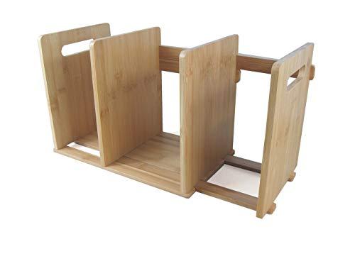 MyLibrary Handregal BookCase aus Holz - 7