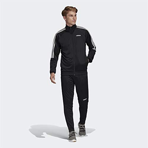 adidas Herren SERE19 TS Tracksuit, Black/White, 4244