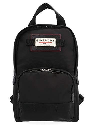 Luxury Fashion | Givenchy Man BK505UK0S9001 Black Polyamide Backpack | Spring Summer 20