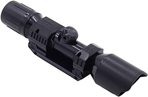 BDFF Scope Sight for Toy Nerf Gun Plastic Precise Nerf Sight for Toy Guns Targeting Light Beam Accessory