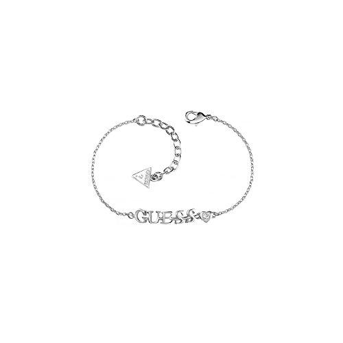 Guess Damen Gliederarmbänder Versilbert - UBB61092-S
