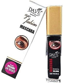 DA.VE Bold Eye Super Lash Waterproof Mascara, Eye MakeUp, Black-01, 7.5ml