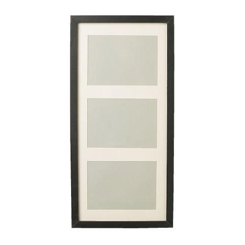 ★RIBBA フレーム (52×25cm)/ ブラック[イケア]IKEA(40165942)
