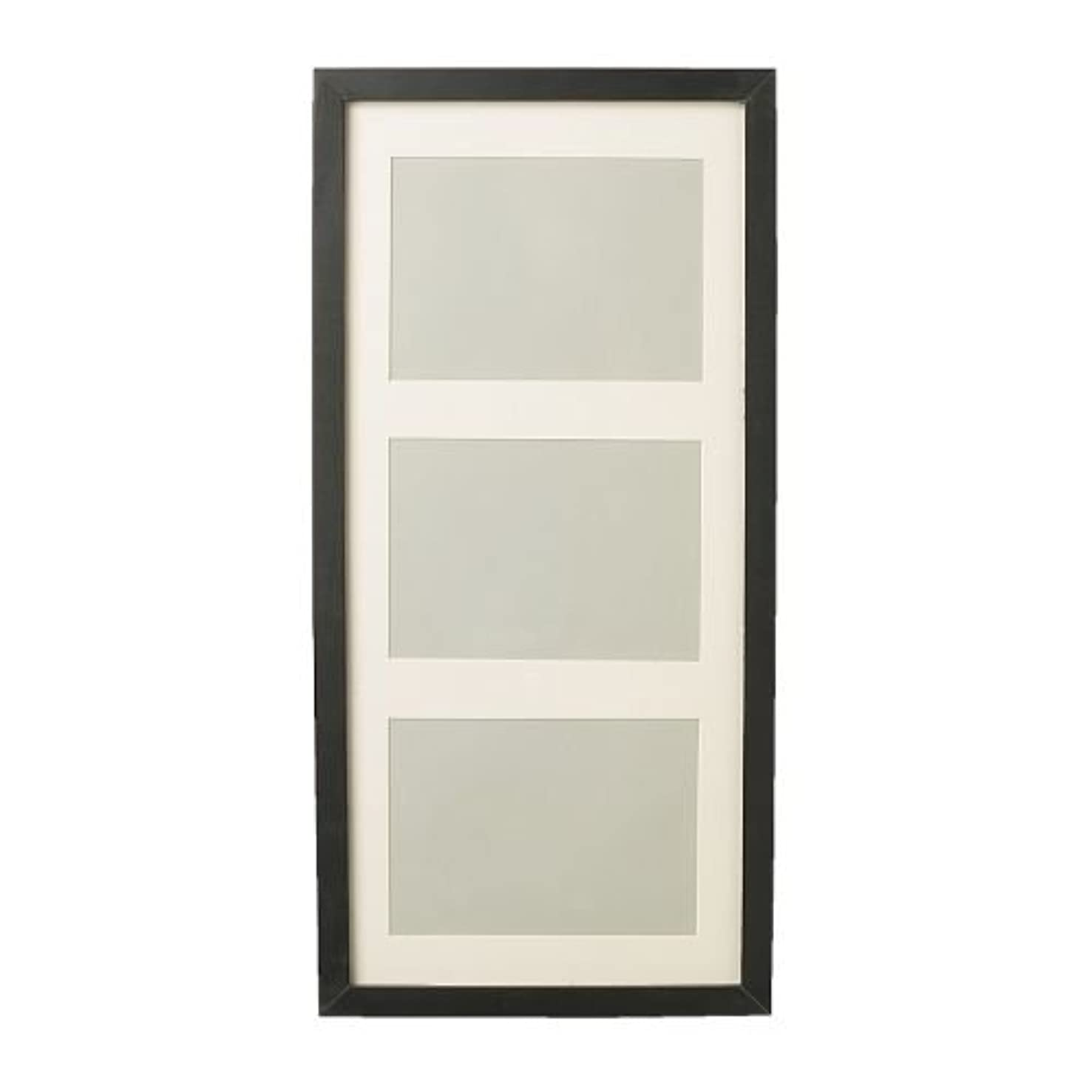 Ikea Frame, black 19 ?x9
