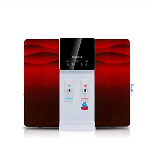 weiwei Water filter Drinkfontein Water Purifier Alkaline Water Negatieve Ion Generator Water Dispenser Warm & Koud Water Smart Touch Voor Thuis Keuken Office Gebruik