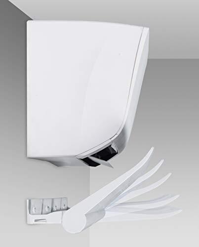 Deflector de aire acondicionado Climik universal para ventilador de coche, aire acondicionado canalizado, hojas de aire, anemostati, split, cassette. Patentado. Fabricado en Italia.