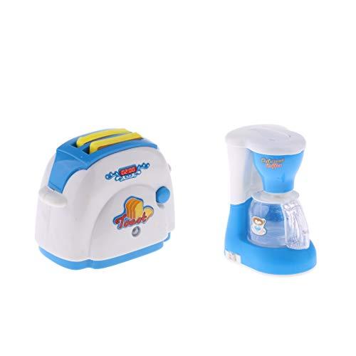 cafetera juguete con sonido fabricante D DOLITY