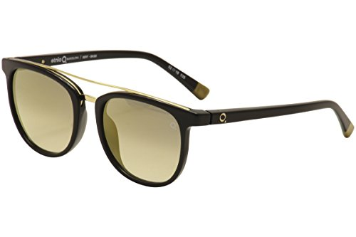 Etnia Barcelona Gafas de Sol SERT SUN Black/Light Brown Shaded 52/18/135 unisex