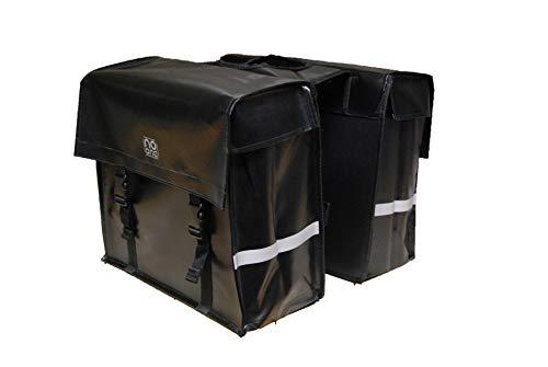 No-one volwassenen dubbele tas, meerkleurig, één maat, 62208