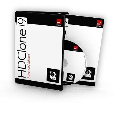HDClone 9 Advanced Edition (Box, deutsch) - Kopieren   Backup   Datenrettung