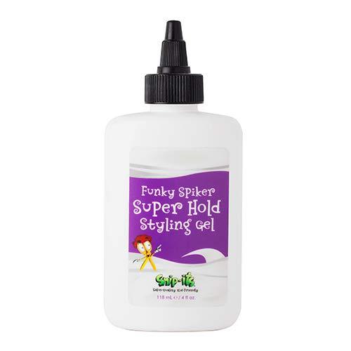 Snip-its Funky Spiker Kids Hair Gel for Boys 4oz | Kids Hair...