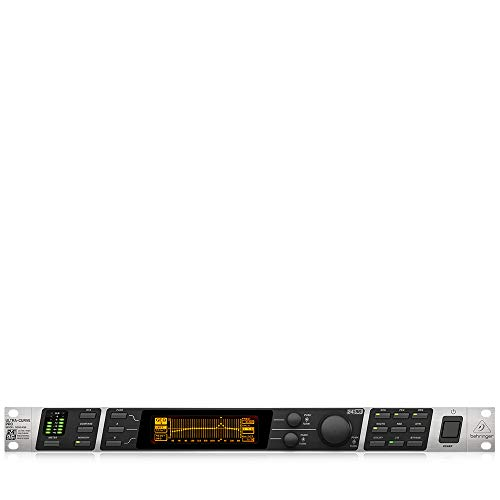Behringer Ultracurve Pro DEQ2496 Ultra-High Precision 24-Bit/96 kHz Equalizer