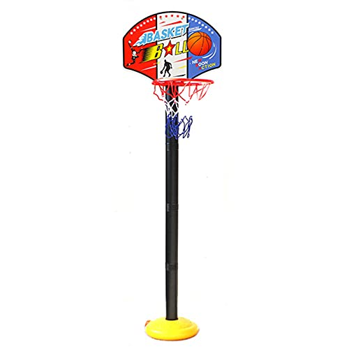 Soporte de Baloncesto portátil Juguetes portátiles de Tiro al niño-niño, Juguetes de Caja de Tiro Interior, Juguetes Deportivos para bebés
