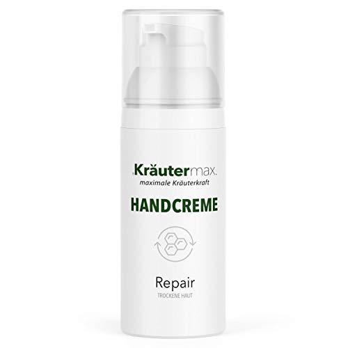 Repair Creme Handcreme für Sehr Trockene Hände Ohne Duftstoffe im Spender 1 x 50 ml
