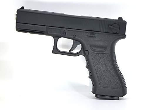 GOLDEN EAGLE Pistola de Muelle G18 Corredera Color Negro