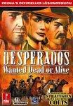 Desperados - Lösungsbuch