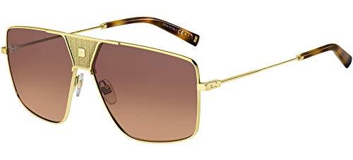 Givenchy gafas de sol JN 7162/S S9E/DG Oro gris tamaño de 63 mm de Hombre
