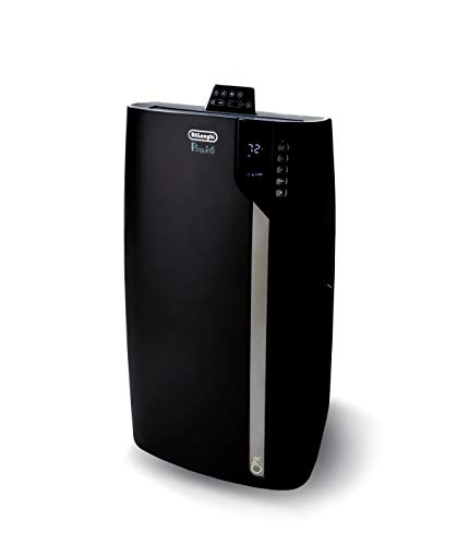 De'Longhi PACEX390LVYN Portable Air Conditioner, Black