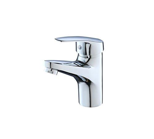 Eridanus, Wasserhahn, Bad Waschbecken Armatur, Chrom