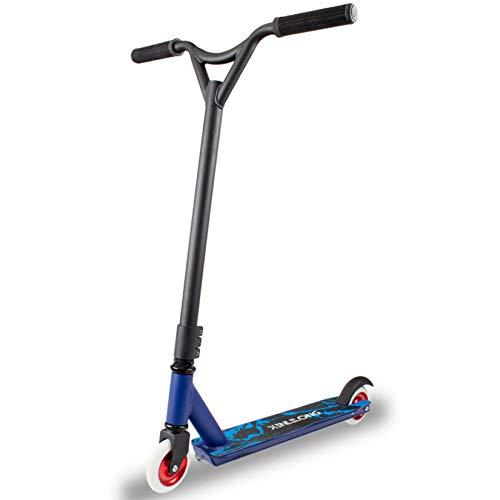 WYJJ Pro Scooter - Patinetes acrobáticos para niños de 8 años en adelante, Trucos para Principiantes a intermedios Patinetes de Estilo Libre con Ruedas de aleación