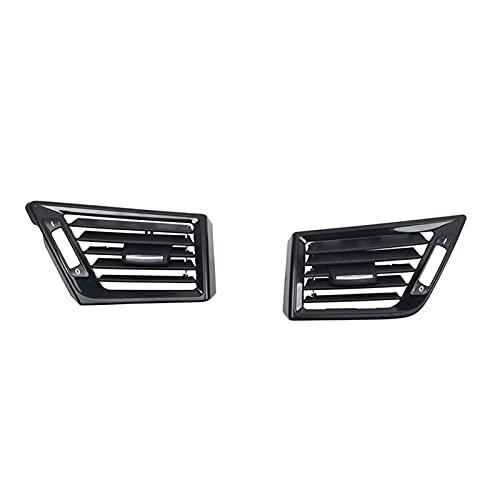Qinndhto Adatto per Fit for BMW Aria condizionata Ventilazione Grille X1 E84 2010-2015 (Color : Left)