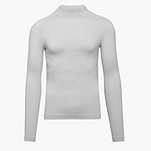 Diadora LS Tour de Cou ACT pour Homme Blanc Optique Taille XXL