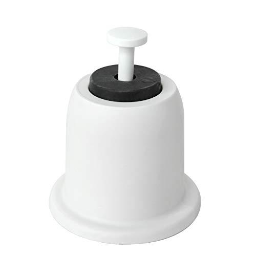 La Ventilazione ESB1B Kit 4 supporti fissi a pavimento per unità esterne. Colore bianco