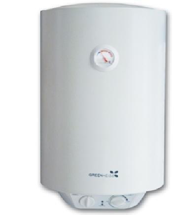 Calentador electrico Greenheis five 80lts vertical SE ERP16