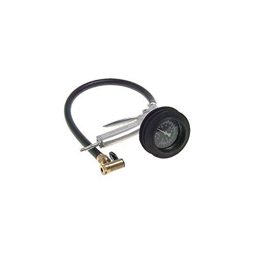 Inflador de neumáticos de mano sin calibrar, 0 – 10 bar, conector NW 7,2