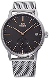 ORIENT: Quartz Contemporary Watch, Metal Strap - 39.0mm (RA-SP0005N)